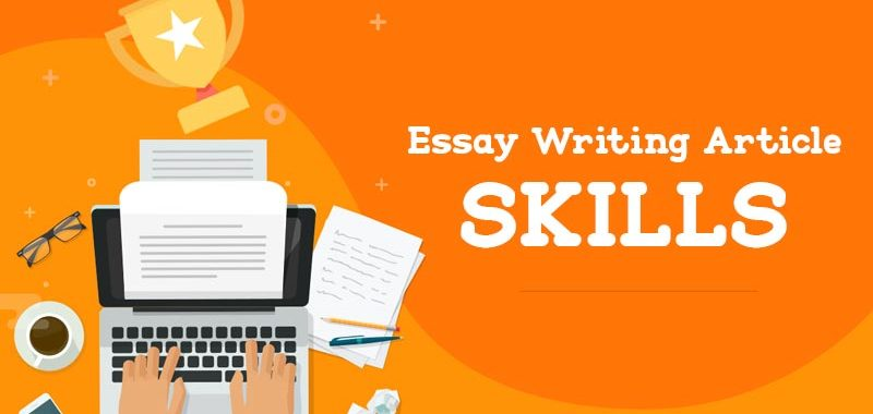 Essay Writing Article